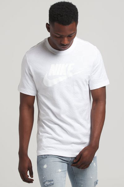Nike Sports Wear SS Tee White