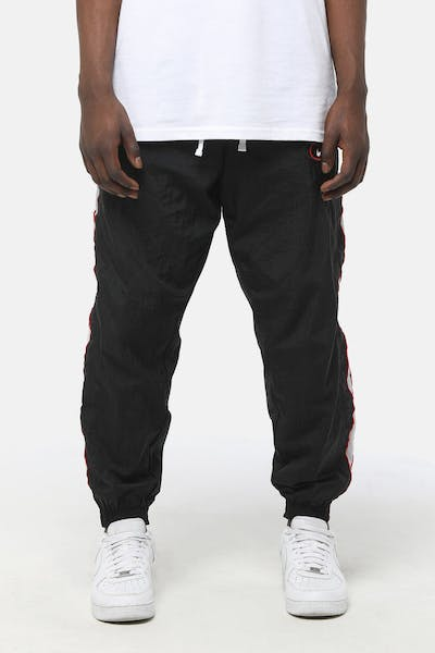 Nike Throwback Woven Basketball Trousers Black