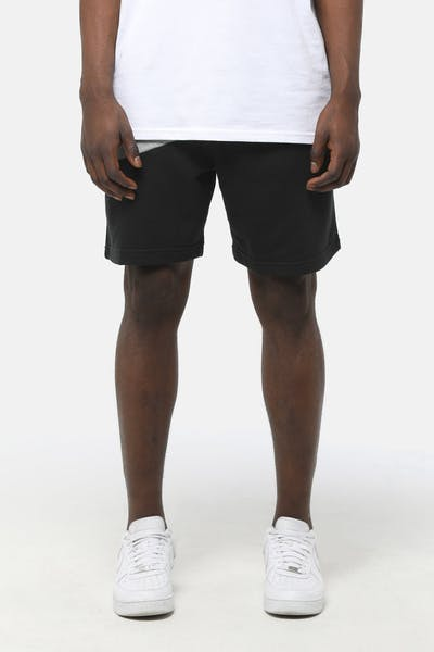 Nike Sportswear Swoosh Short Grey Heather/Black