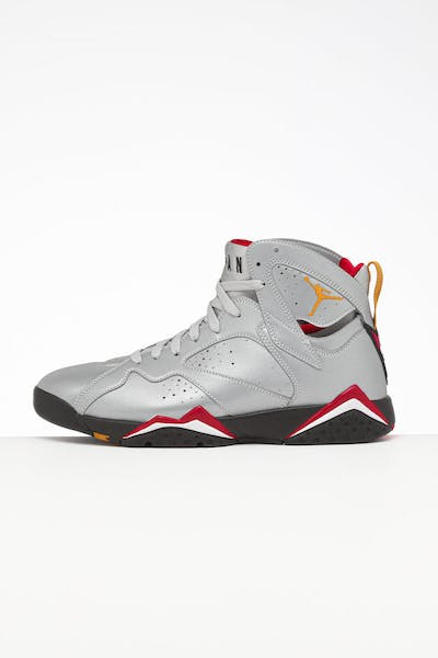 Jordan Air Jordan 7 Retro SP Reflective Silver/Cardinal Red/Black