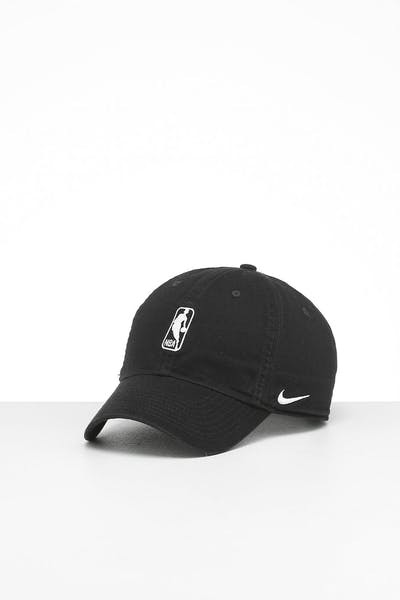 Nike NBA Heritage 86 Cap Black/White