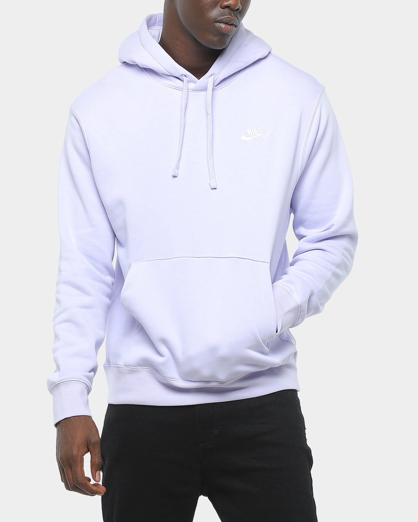 Baltimore Ravens Nike Club Fleece Pullover Hoodie