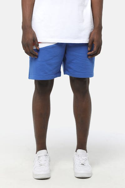 Nike Sportswear Swoosh Short White/Royal/Pink