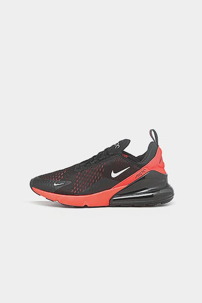 Nike Air Max 270 Black/Silver/Crimson
