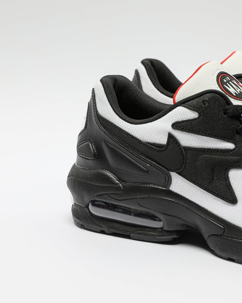 Air Max2 Light White/Black