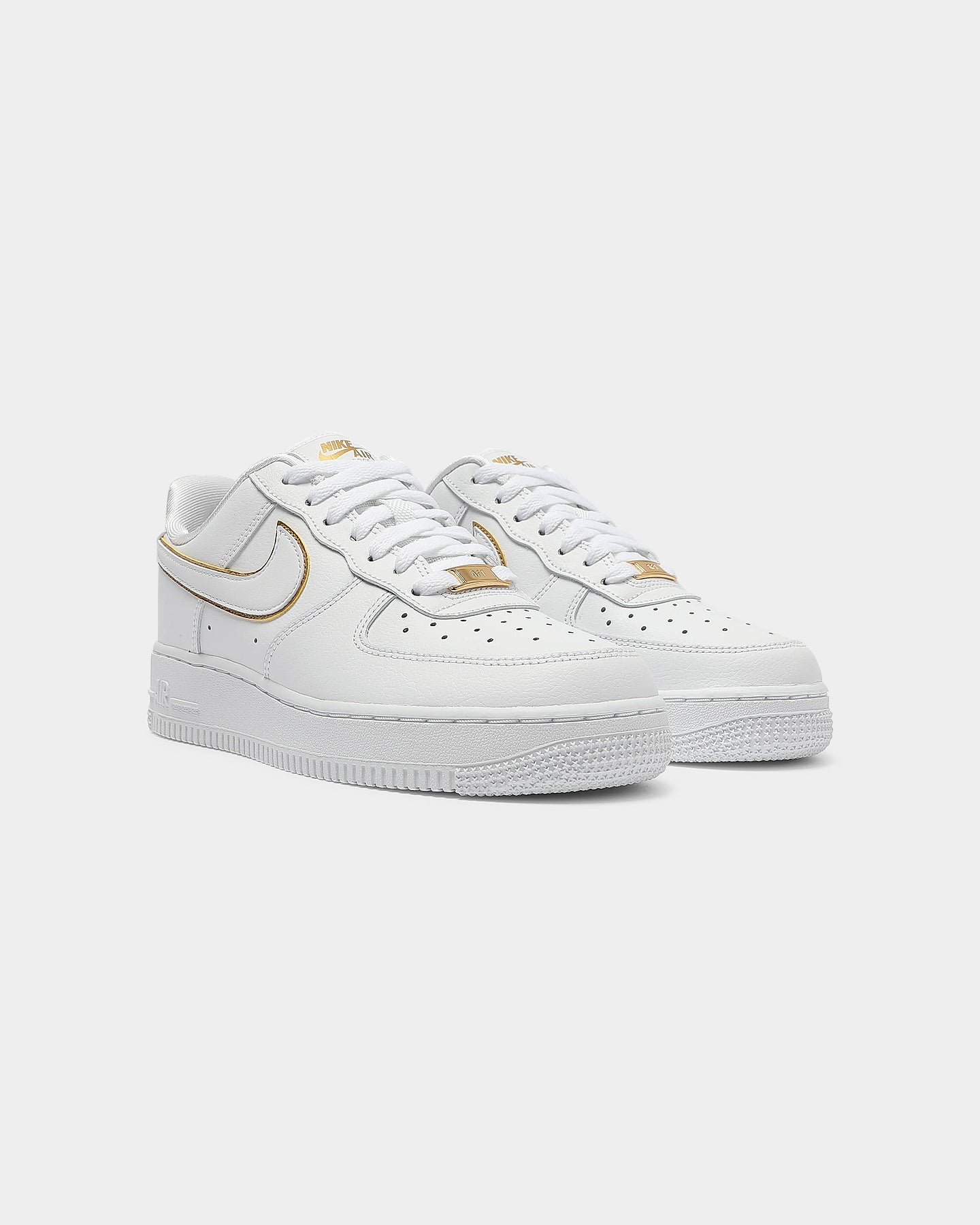 Nike Women's Air Force 1 '07 Essential WhiteGold