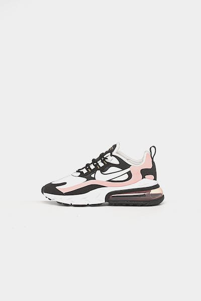 Nike Women's Air Max 270 React Black/White/Coral