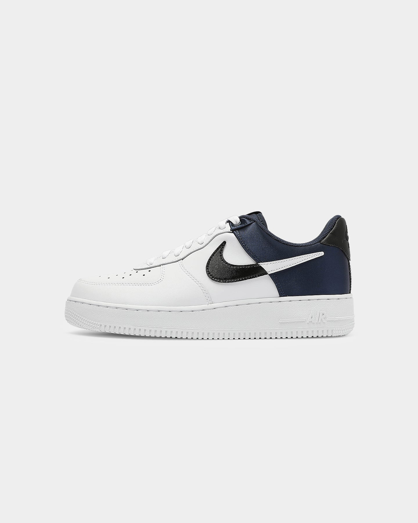 Nike Air Force 1 '07 LV8 1 NavyWhiteBlack