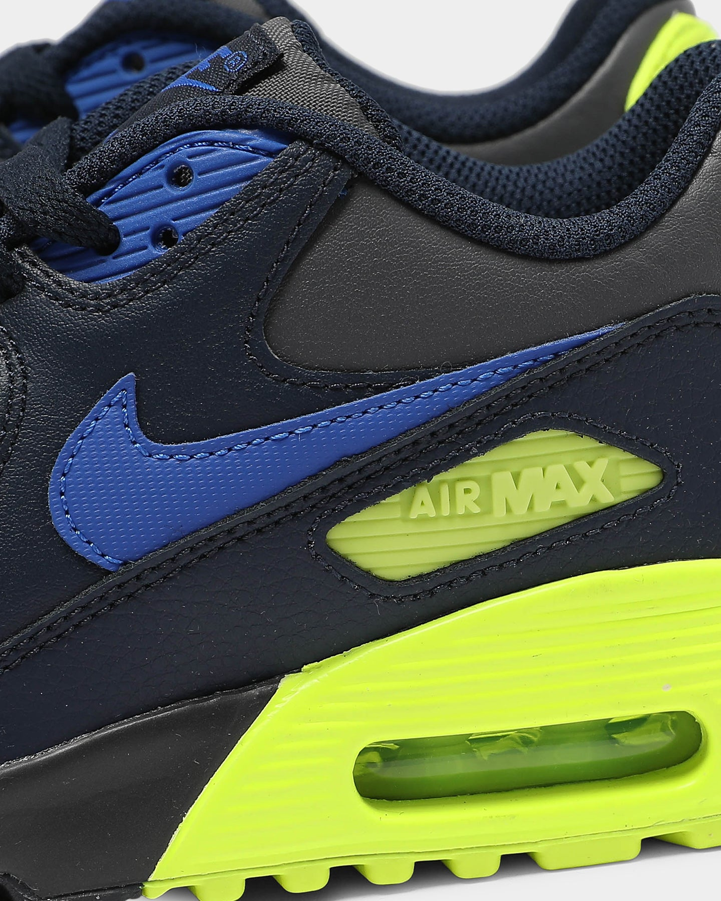 Nike Air Max 90 FB GS BlackVolt | SBD