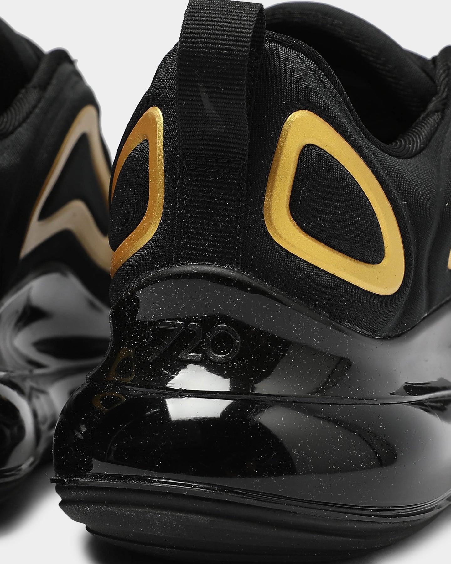Shop Nike Air Max 720 BlackMetallic Silver AQ3196 011 Grade