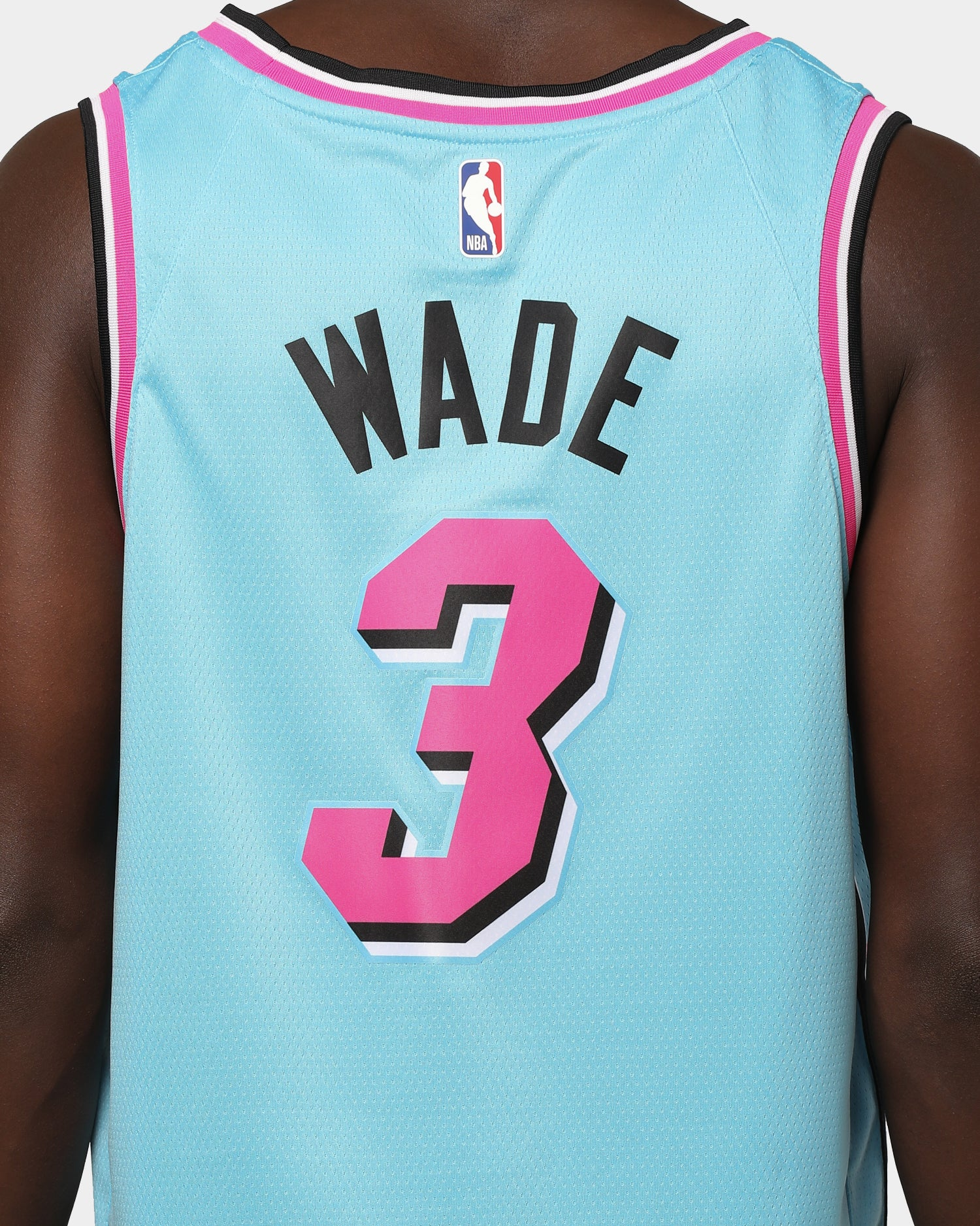 Miami Heat get special championship jackets, jerseys from