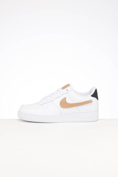 Nike Air Force 1 '07 LV8 3 White/Obsidian/Tan