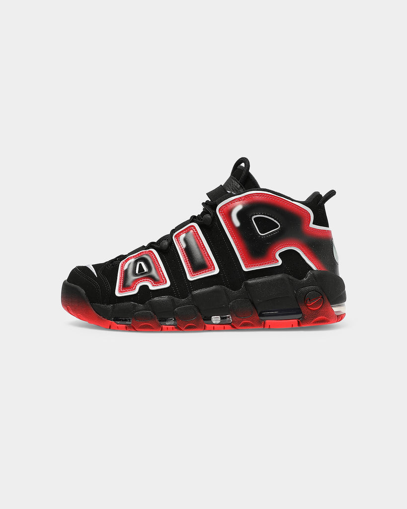Nike Air More Uptempo '96 BlackWhiteCrimson