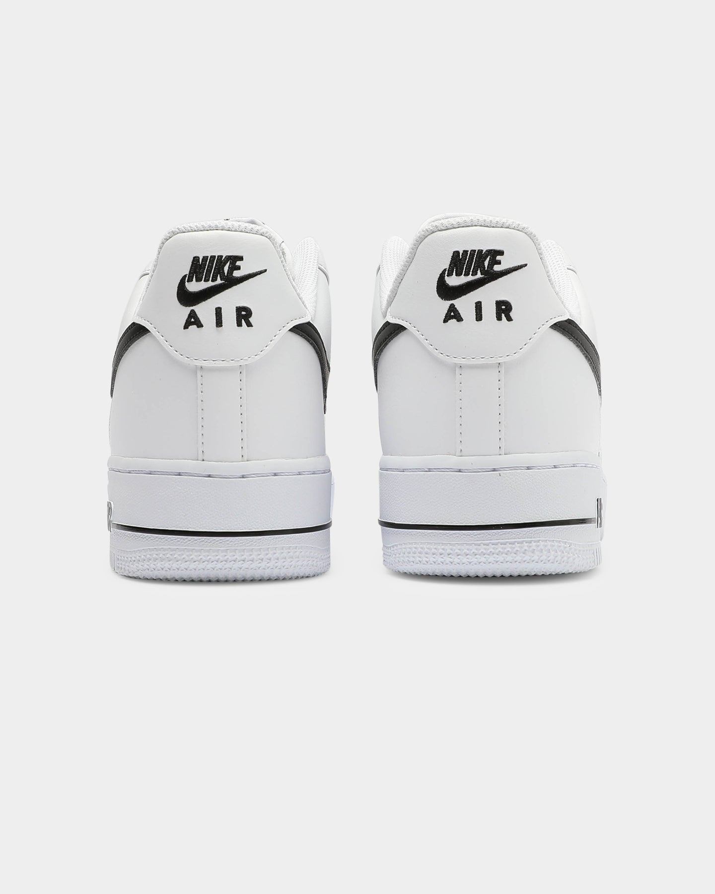 Embrace The Heat With The Nike Air Force 1 '07 'WhiteBlack