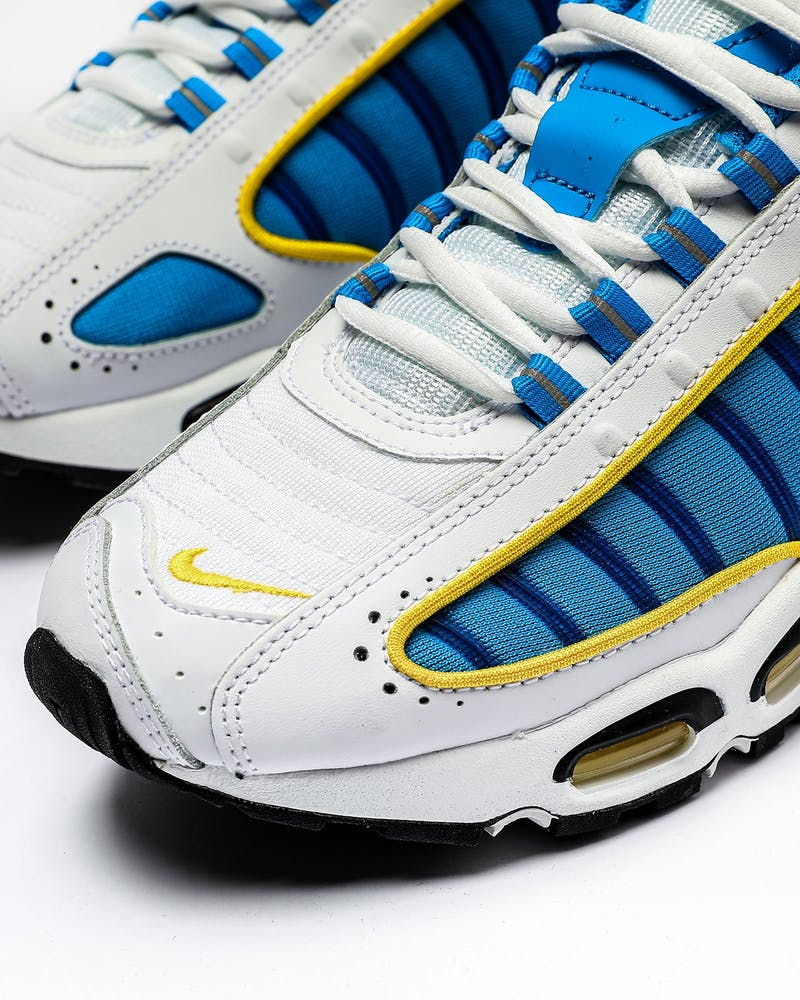Nike Air Max Tailwind IV White/Blue/Yellow