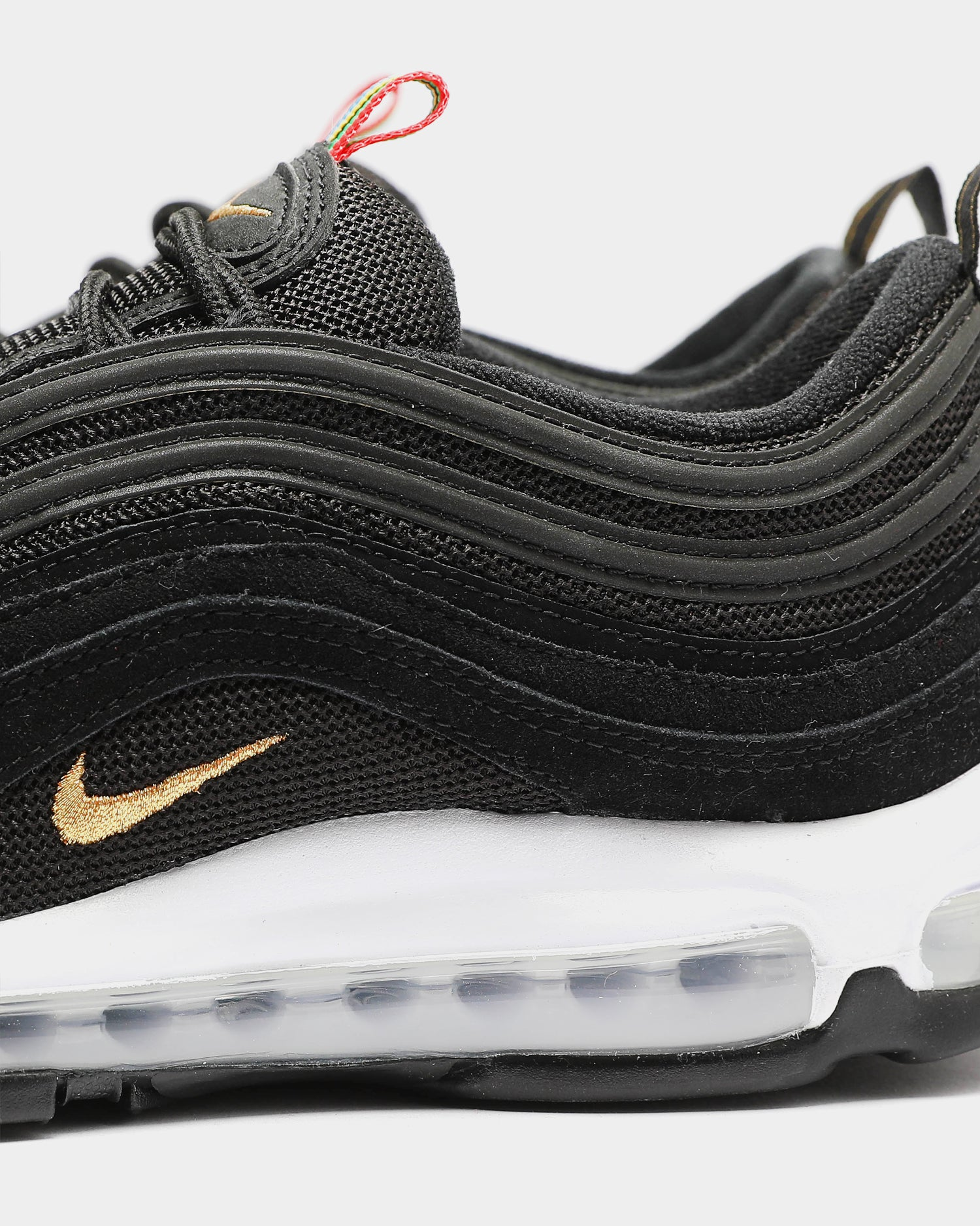 Nike Air Max 97 QS BlackGoldWhite