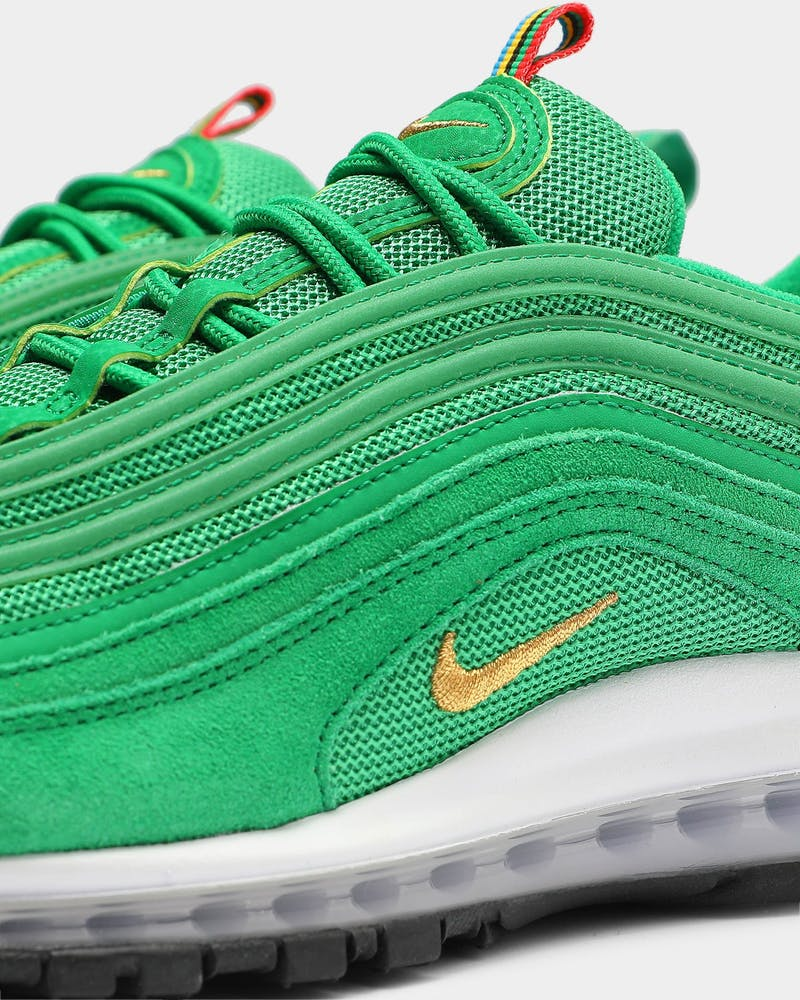 Nike Air Max 97 QS Green/Gold/White