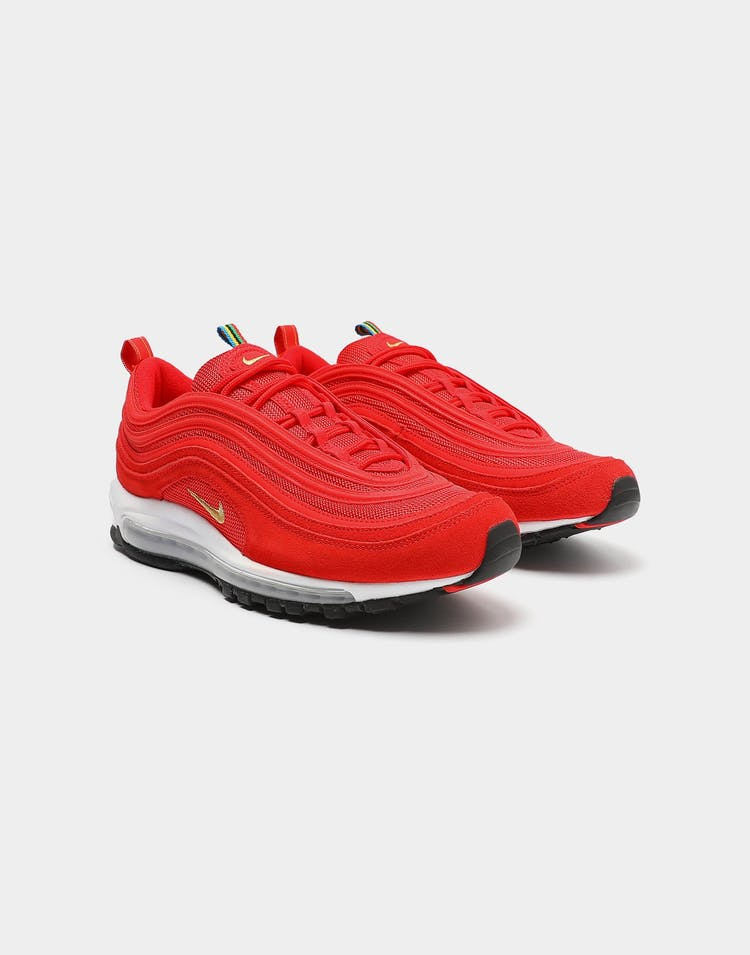 Nike Air Max 97 QS Red/Gold/White