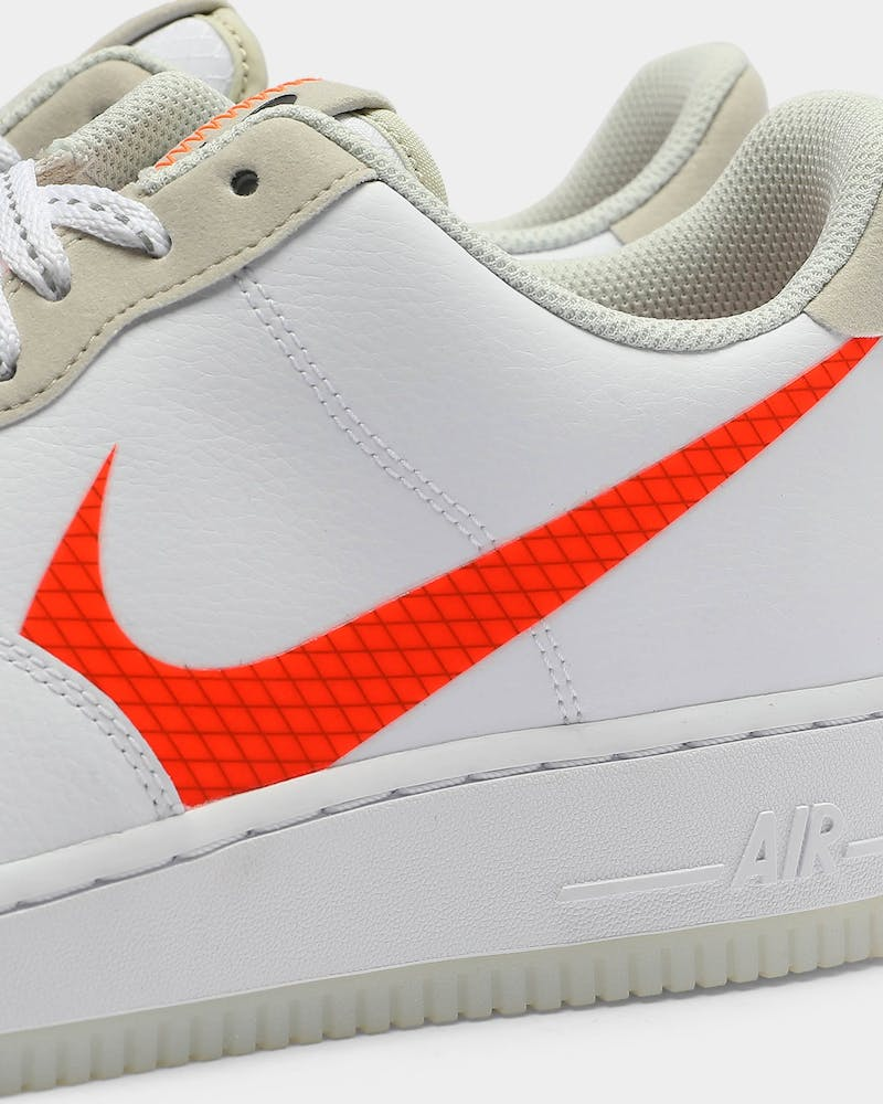 Nike Air Force 1 '07 LV8 White/Orange/Black