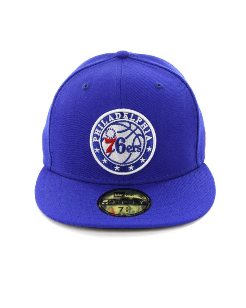 New Era Philadelphia 76ers 59FIFTY Fitted Blue/Black
