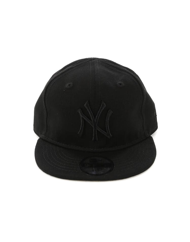 low priced 1ccd0 56b2a New Era My 1st New York Yankees 9FIFTY Snapback Black Leopard – Culture  Kings