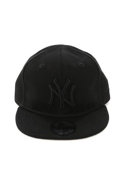 New Era My 1st New York Yankees 9FIFTY Snapback Black/Leopard