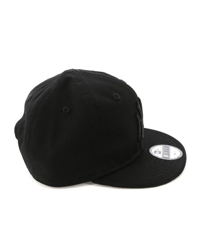 size 40 5952e b541c New Era My 1st New York Yankees 9FIFTY Snapback Black Leopard