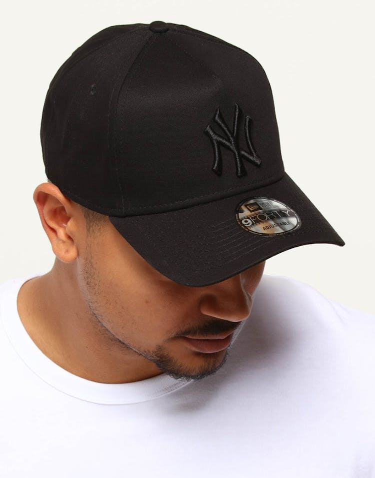 310352ead New Era New York Yankees 9FORTY A-Frame Snapback Black/Leopard – Culture  Kings