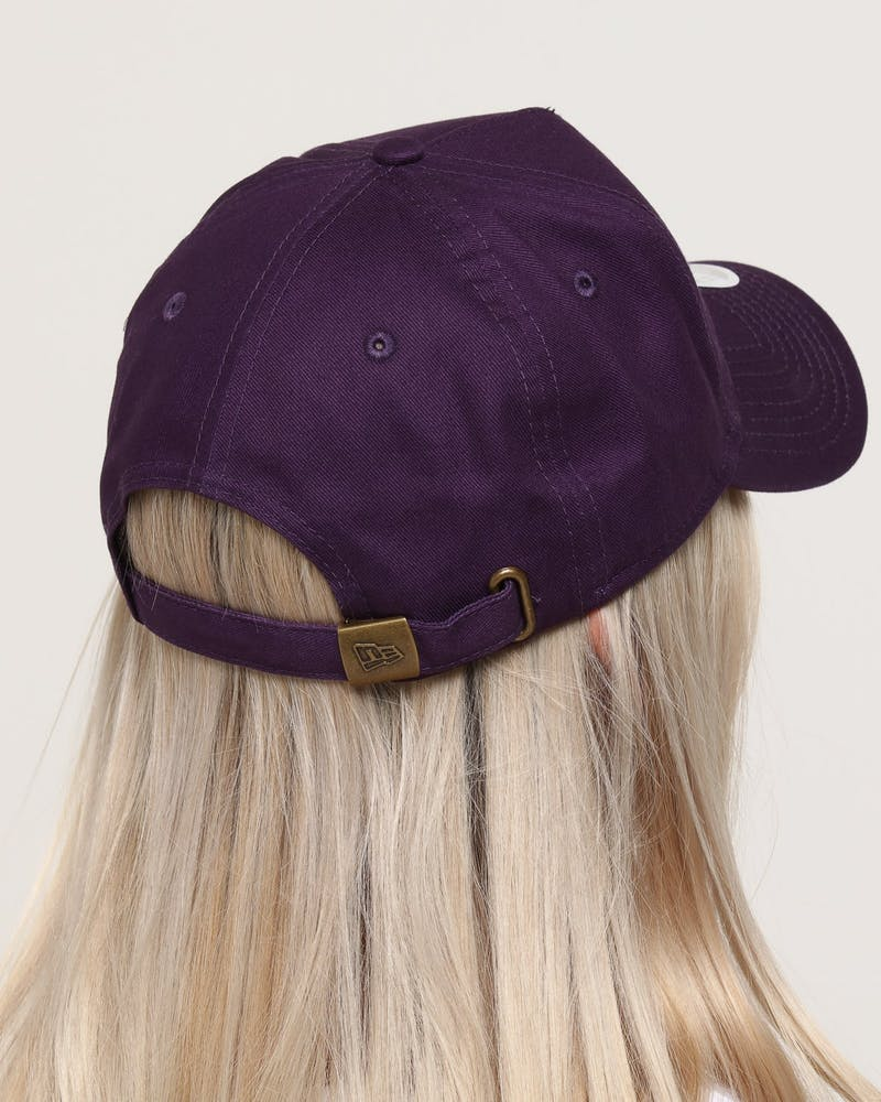 New Era Women's Los Angeles Dodgers 9FORTY A-Frame Strapback Violet