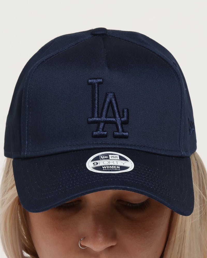 New Era Women's Los Angeles Dodgers 9FORTY A-Frame Strapback Teal