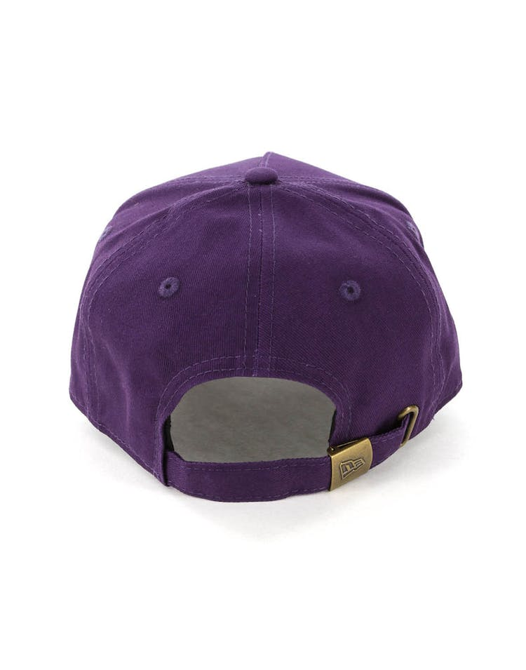 53ddff8f New Era Youth Raiders 9FORTY A-Frame Strapback Violet – Culture Kings