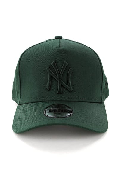 New Era Youth New York Yankees 9FORTY A-Frame Strapback Jade
