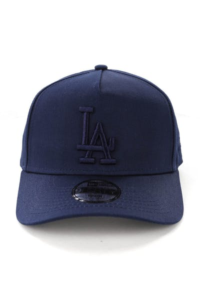 New Era Youth Los Angeles Dodgers 9FORTY A-Frame Strapback Teal