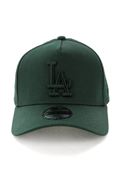 New Era Youth Los Angeles Dodgers 9FORTY A-Frame Strapback Jade