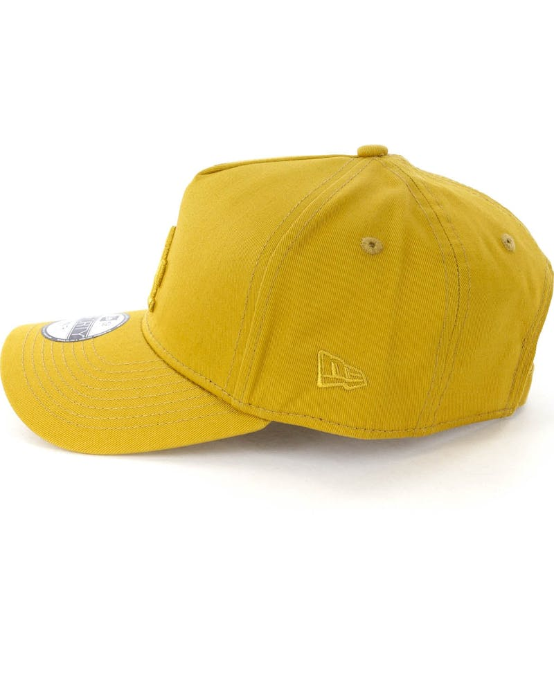 New Era Youth Los Angeles Dodgers 9FORTY A-Frame Strapback Gold