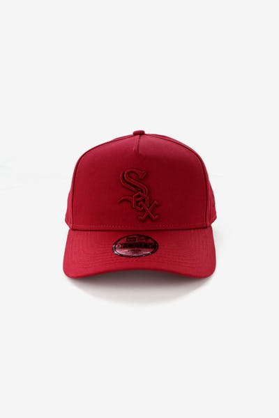 New Era Youth Chicago White Sox 9FORTY A-Frame Strapback Crimson
