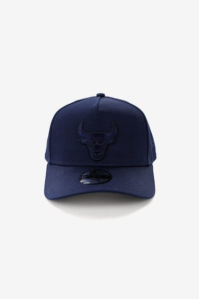 New Era Youth Chicago Bulls 9FORTY A-Frame Strapback Teal