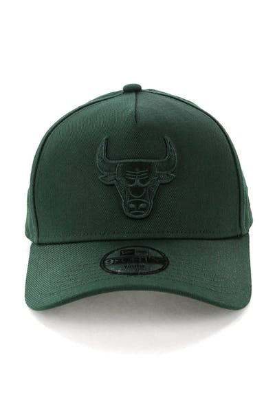 New Era Youth Chicago Bulls 9FORTY A-Frame Strapback Jade