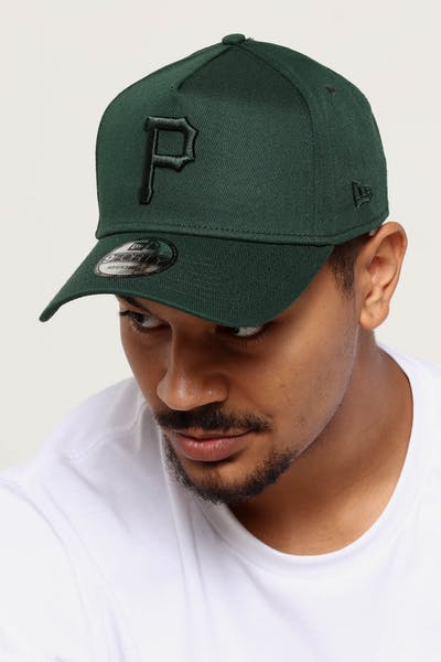 NEW ERA PITTSBURGH PIRATES 9FORTY A-FRAME SNAPBACK JADE