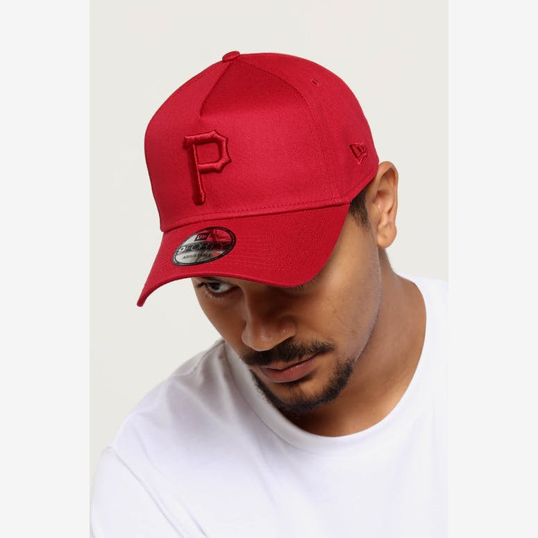 75d47795ff5 NEW ERA PITTSBURGH PIRATES 9FORTY A-FRAME SNAPBACK CRIMSON – Culture Kings
