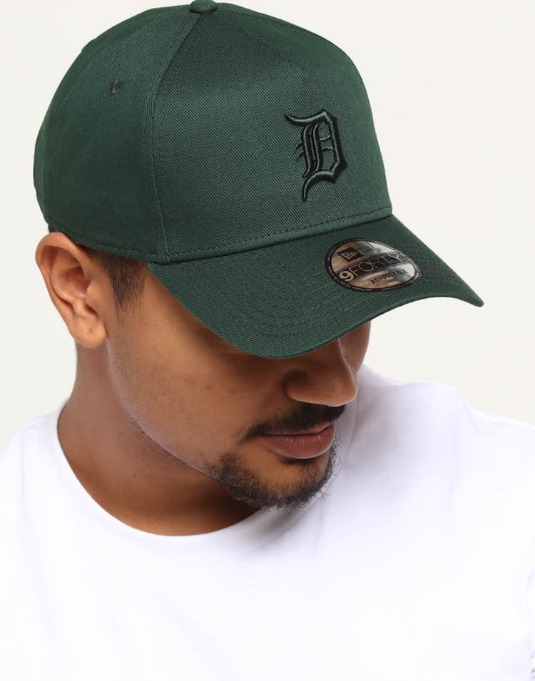 3801d919 NEW ERA DETROIT TIGERS 9FORTY A-FRAME SNAPBACK JADE – Culture Kings