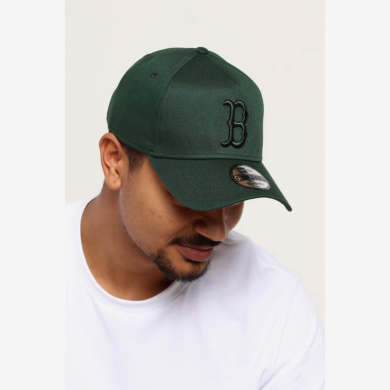 93e98a49293 NEW ERA BOSTON RED SOX 9FORTY A-FRAME SNAPBACK JADE – Culture Kings