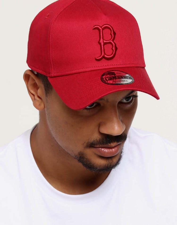 b1353b63c2d NEW ERA BOSTON RED SOX 9FORTY A-FRAME SNAPBACK CRIMSON – Culture Kings