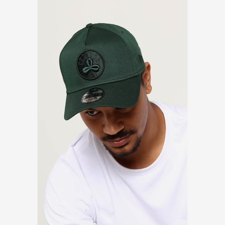 NEW ERA BOSTON CELTICS 9FORTY A-FRAME SNAPBACK JADE – Culture Kings c92b94a94
