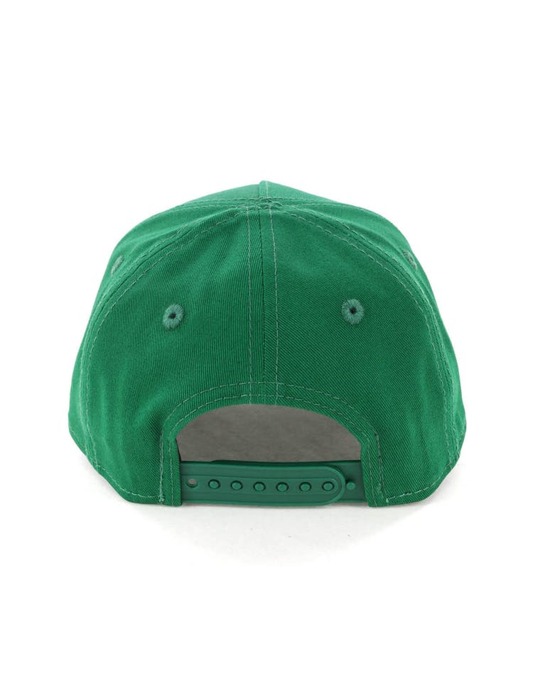 check out e909b 9a569 New Era Toddlers New York Yankees 9FORTY A-Frame Snapback Emerald Green