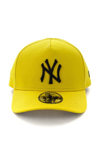265c2374 New Era Toddlers New York Yankees 9FORTY A-Frame Snapback Yellow/Black ...