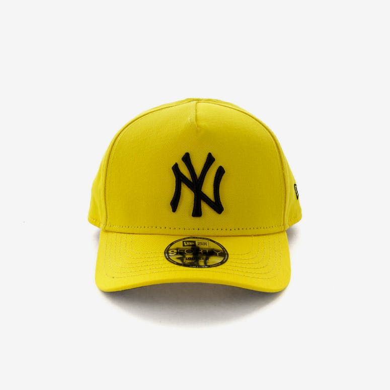 New Era Toddlers New York Yankees 9FORTY A-Frame Snapback Yellow Black –  Culture Kings 469e2065166