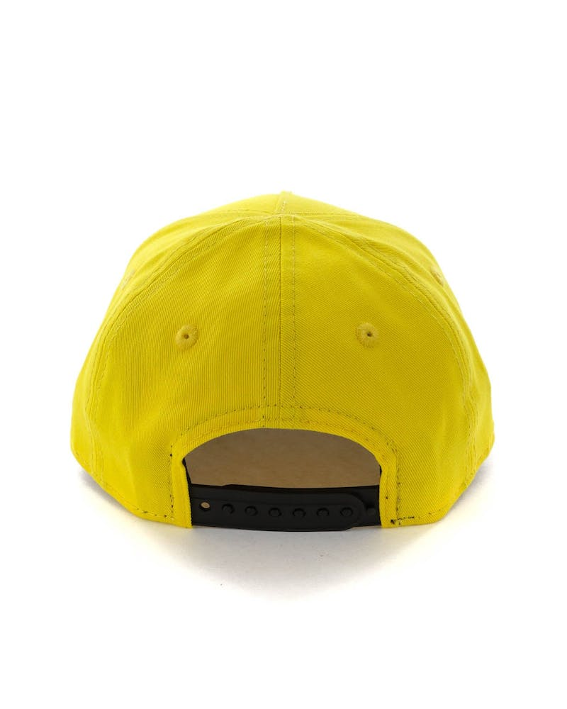 New Era Toddlers New York Yankees 9FORTY A-Frame Snapback Yellow/Black