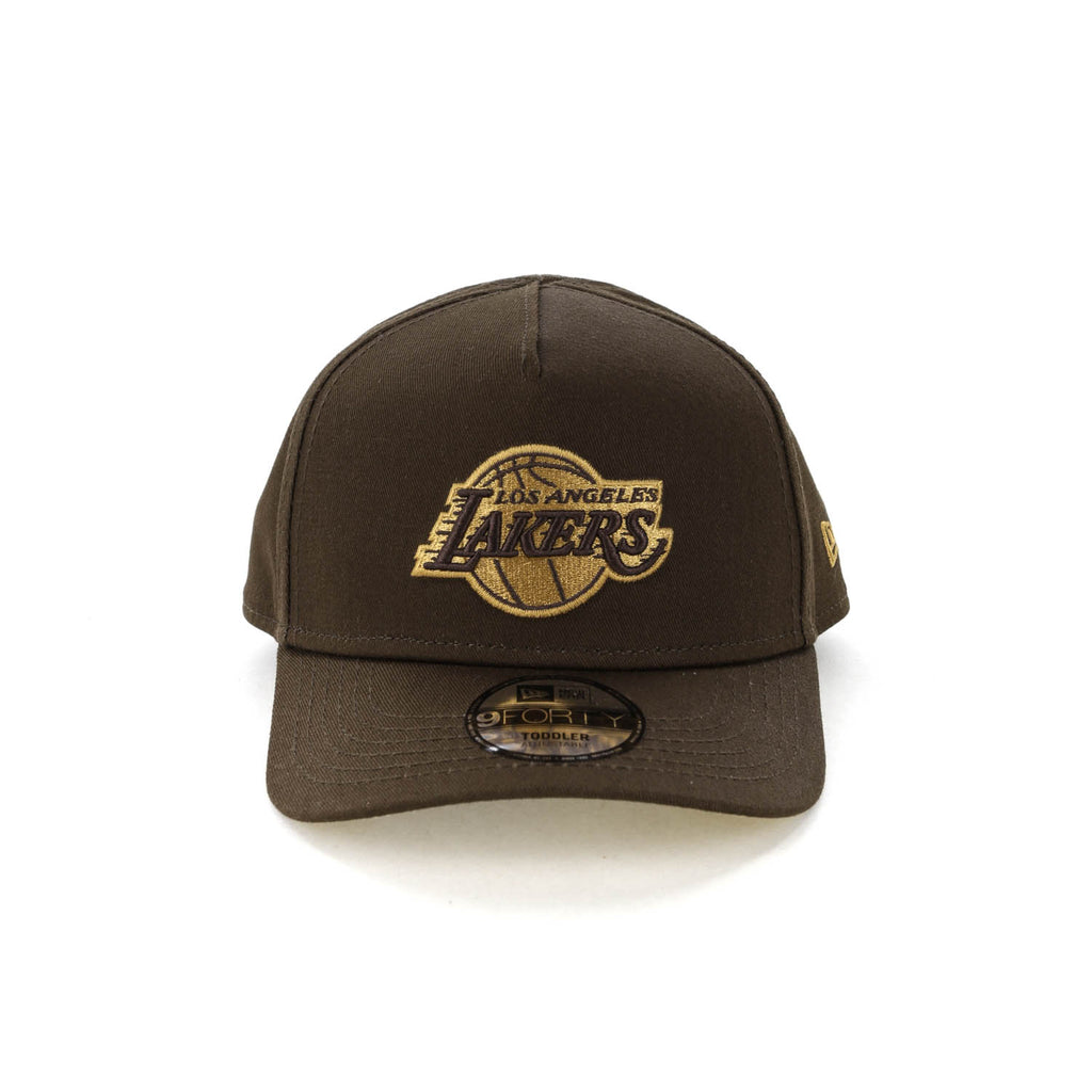 cheapest get cheap many fashionable New Era 9FORTY NBA Los Angeles Lakers Adjustable Curved Trucker ...