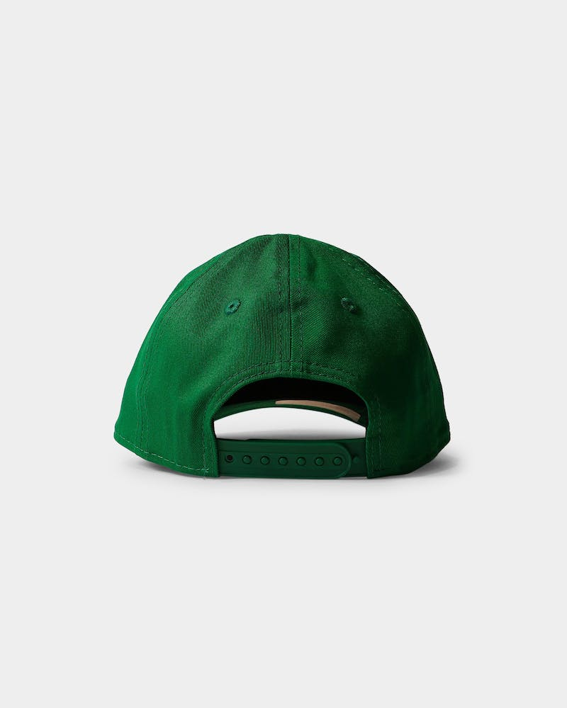 New Era Infants Los Angeles Dodgers 9FORTY A-Frame Snapback Emerald Green